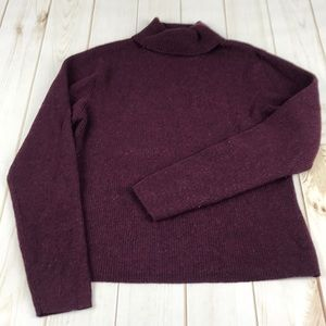 Mossimo Wool Turtleneck Sweater